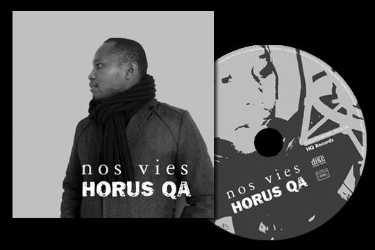 HORUS QA | Pochette CD