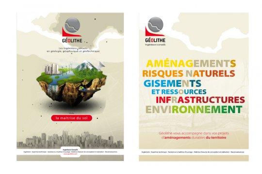Géolithe | Plaquette société