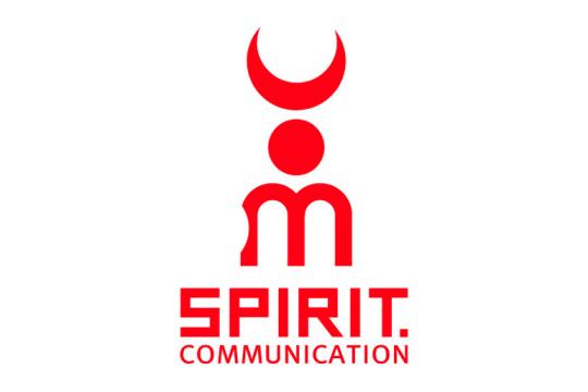 Identité visuelle Spirit communication