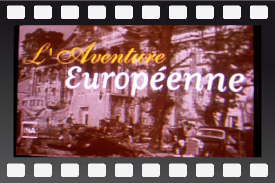 L'Aventure Européenne | Habillage vidéo | Documentaire