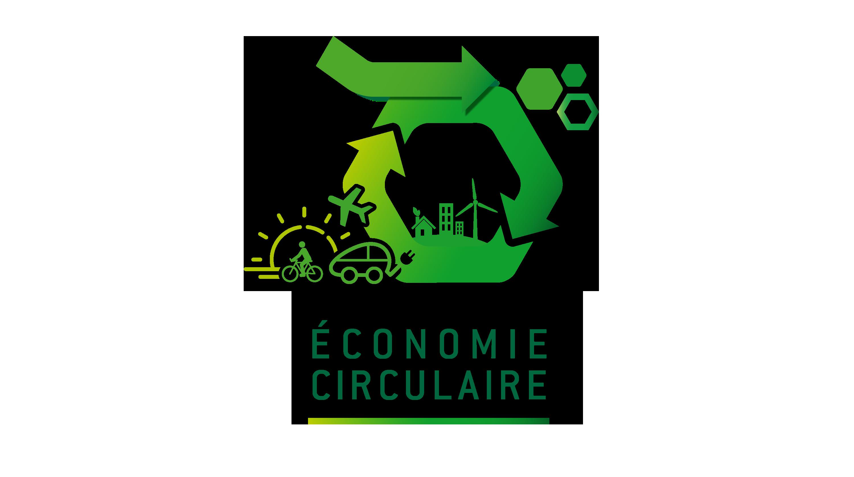 Logo économie circulaire