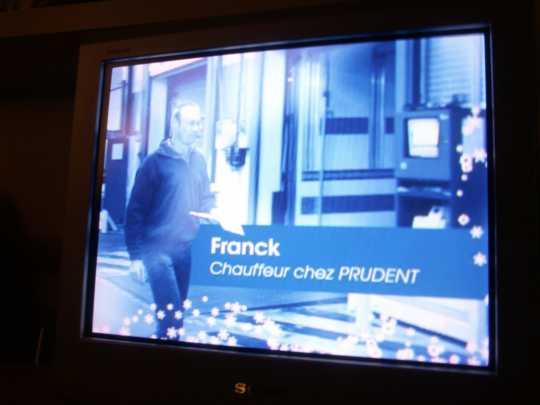 Transports Prudent | Habillage vidéo | Film d'entreprise
